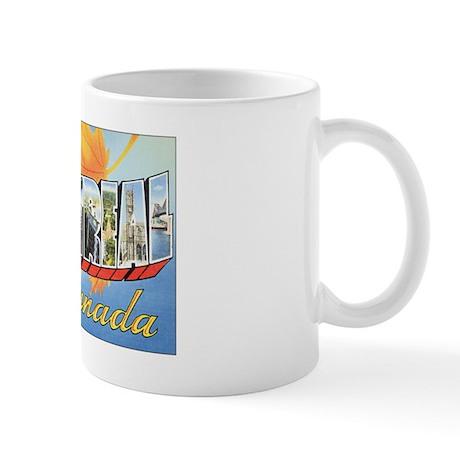 Montreal Postcard Mug