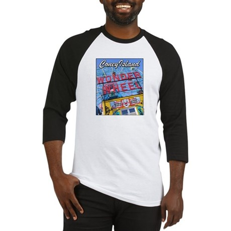 Wonder Wheel Baseball Jersey