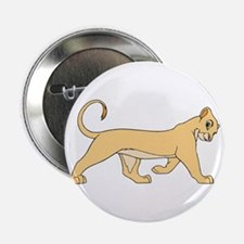 """The Lion King lioness 2.25"""" Button"""