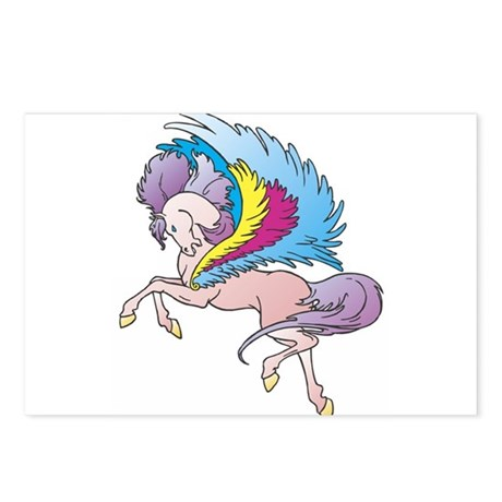 Pegasus 2 Postcards (Package of 8)