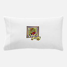 Atlanta graphic Pillow Case