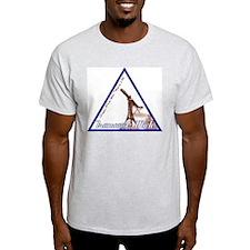 Copper Peak - Ash Grey T-Shirt