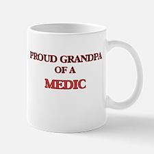Proud Grandpa of a Medic Mugs