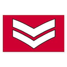 Lance Corporal<BR> Sticker 1