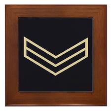 Lance Corporal<BR> Framed Tile 2