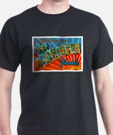 St. Petersburg Postcard T-Shirt