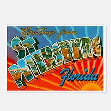 St. Petersburg Postcard Postcards (Package of 8)