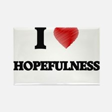 I love Hopefulness Magnets