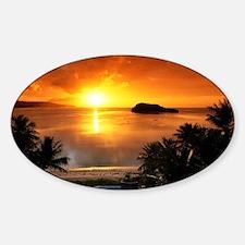 Amazing 3d Sunrise Decal