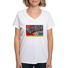 St. Petersburg Postcard Shirt
