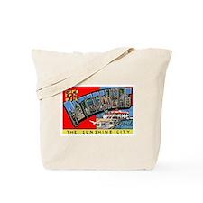 St. Petersburg Postcard Tote Bag