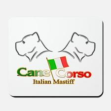 Cane Corso 2H Mousepad