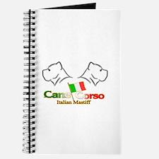 Cane Corso 2H Journal