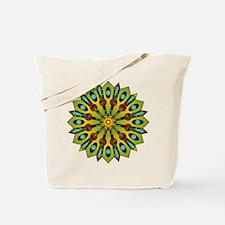 Psychedelic Mandala 004 A Tote Bag
