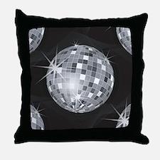 Funny Rave Throw Pillow