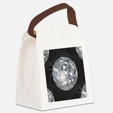 Cool Disco Canvas Lunch Bag