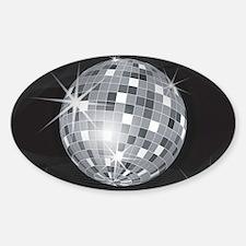 Cute Disco Decal