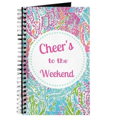 Cute Lilly Pulitzer Journal