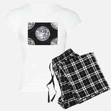 silver disco ball Pajamas