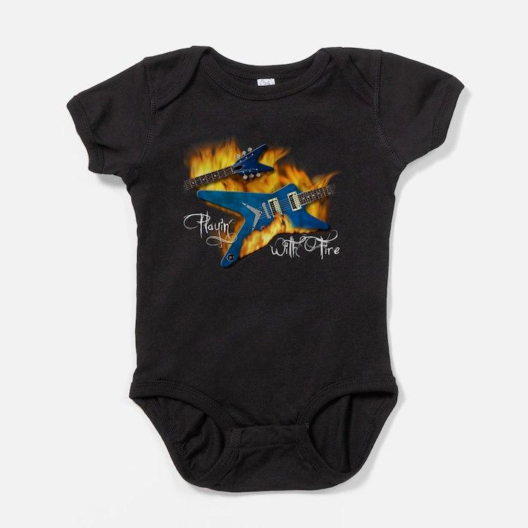 Cute Darrell Baby Bodysuit