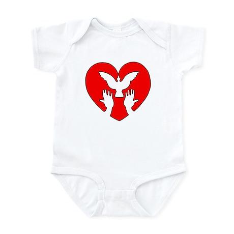 HeartDove Infant Bodysuit