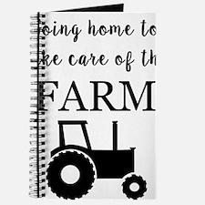 Funny Dairy farmer Journal