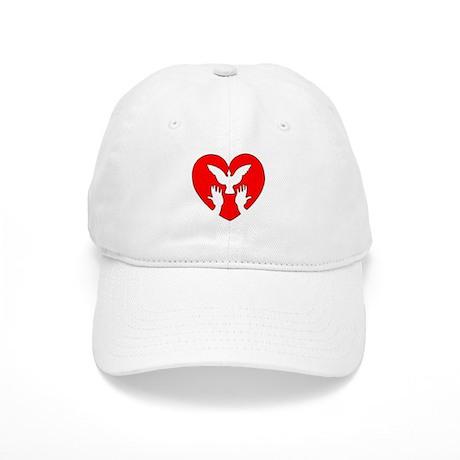 HeartDove Cap