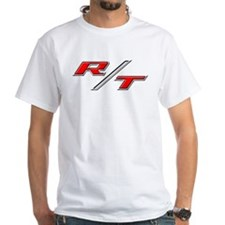 r-t-embossed-red-correct T-Shirt