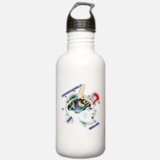 Sophisticatedly Insane Water Bottle