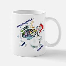 Sophisticatedly Insane Mugs