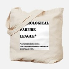Cute Brain failure Tote Bag