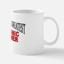 """The World's Greatest Organic Grower"" Mug"