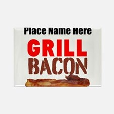 Grill Bacon Magnets