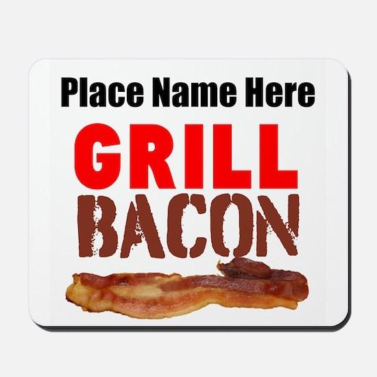 Grill Bacon Mousepad