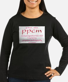 ppcm front Long Sleeve T-Shirt