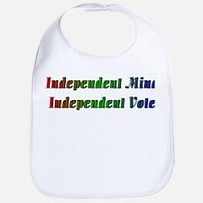 Independent Mind Bib