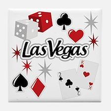 Funny Vegas Tile Coaster