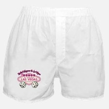 What Happens In Vegas Stays In Vegas Boxer Shorts
