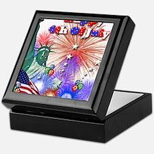 4th Of July Keepsake Box
