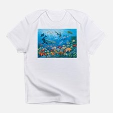 Unique Dolphin Infant T-Shirt