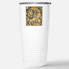 Wm Owl Stainless Steel Travel Mug