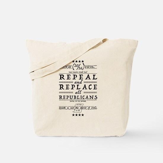 Cool Repeal Tote Bag