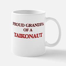 Proud Grandpa of a Taikonaut Mugs