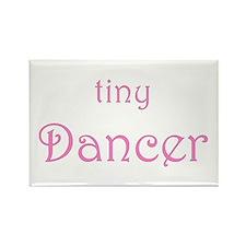 Tiny Dancer Rectangle Magnet