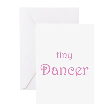 Tiny Dancer Greeting Cards (Pk of 10)