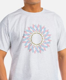 CDH Awareness Ribbon Wreath T-Shirt