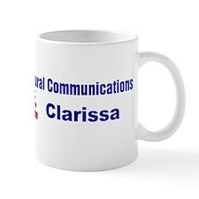 Clarissa Mug