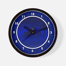 Night Gorilla Wall Clock