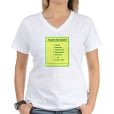 Transfer Day Checklist Shirt