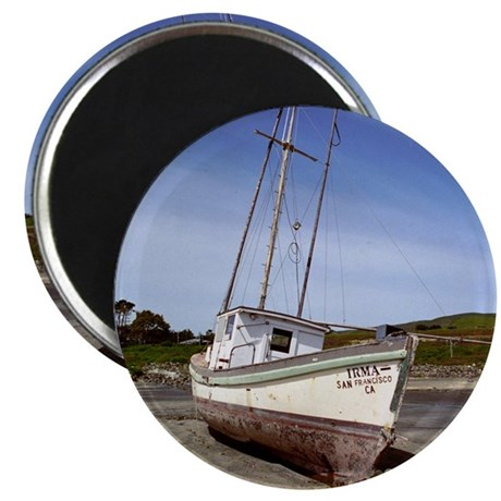 """Irma Beached 2.25"""" Magnet (10 pack)"""